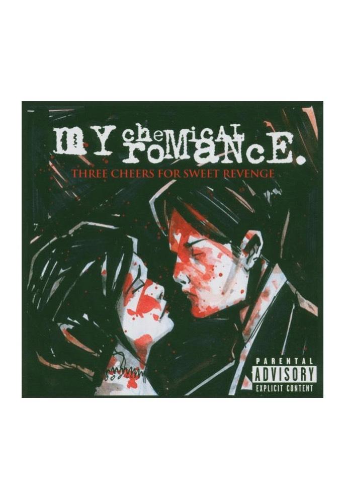My Chemical Romance Three Cheers For Sweet Revenge Cd Cds