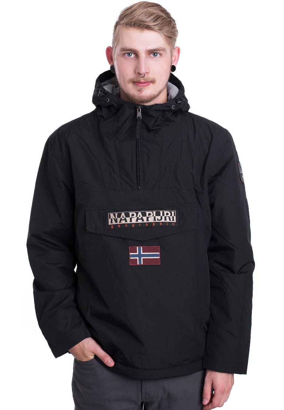 Napapijri - Rainforest Winter Black - Jacket - Streetwear Shop -  Impericon.com AU 78ee7992c47