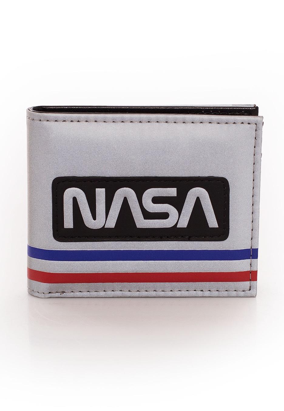 NASA - Logo Bifold - Peněženka - Oficiální obchod s Alternative merchem -  Impericon.com CZ SK c028c95dac