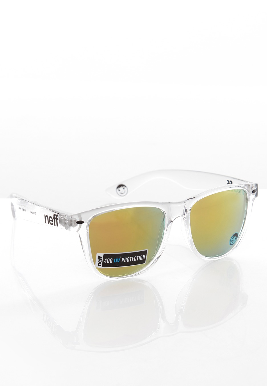 edcb175f539 Neff - Daily Clear - Sunglasses - Impericon.com Worldwide