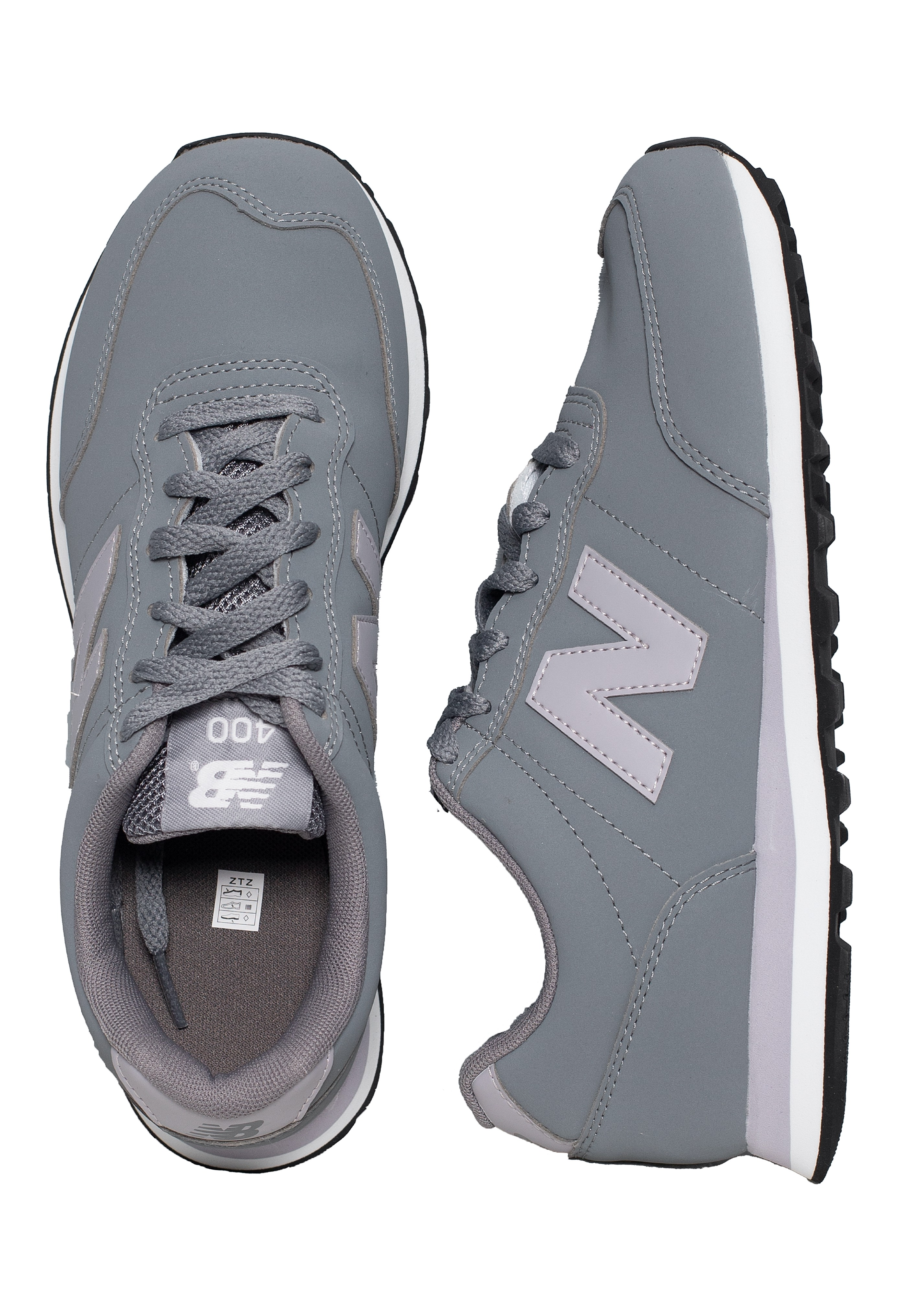 New Balance - GM400V1 Gunmetal/Whisper Grey - Sneakers