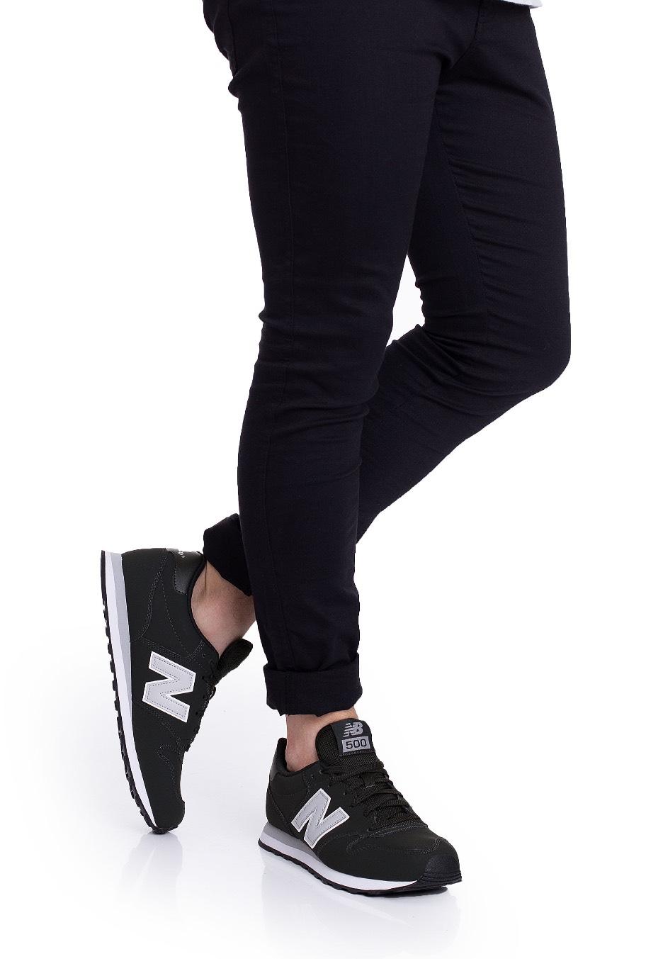 new balance gm500 noir