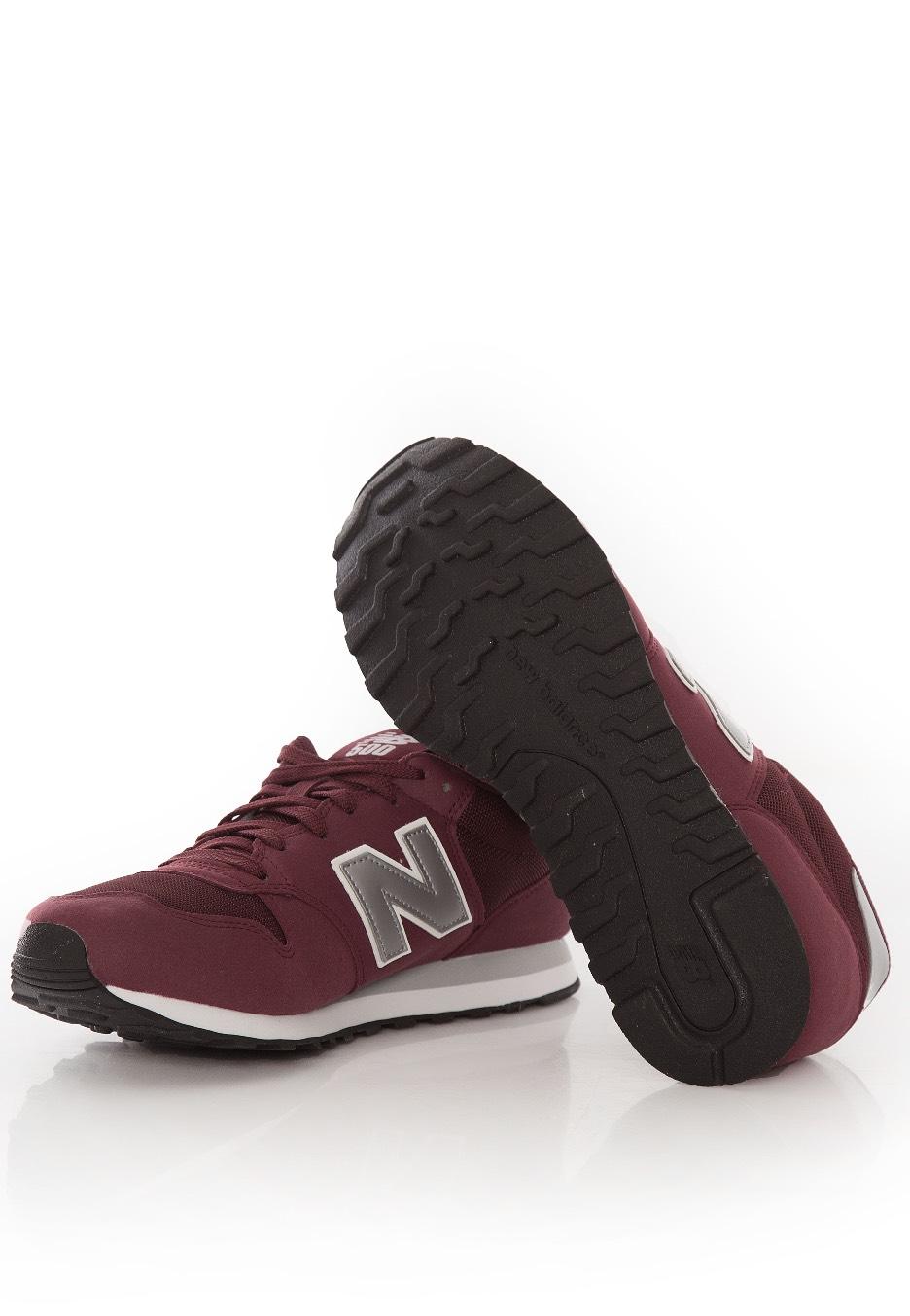 New Balance - GM500 D Burgundy - Shoes