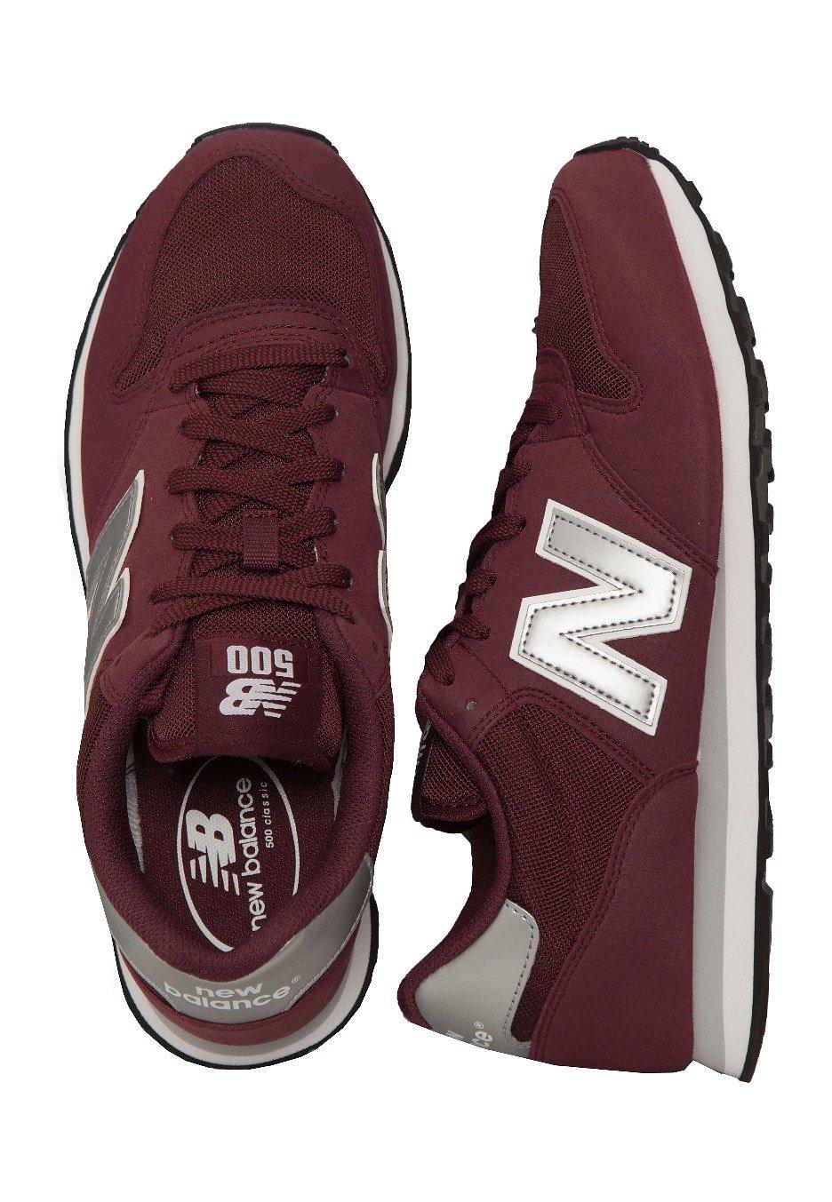 New Balance - GM500 D Burgundy - Sneaker