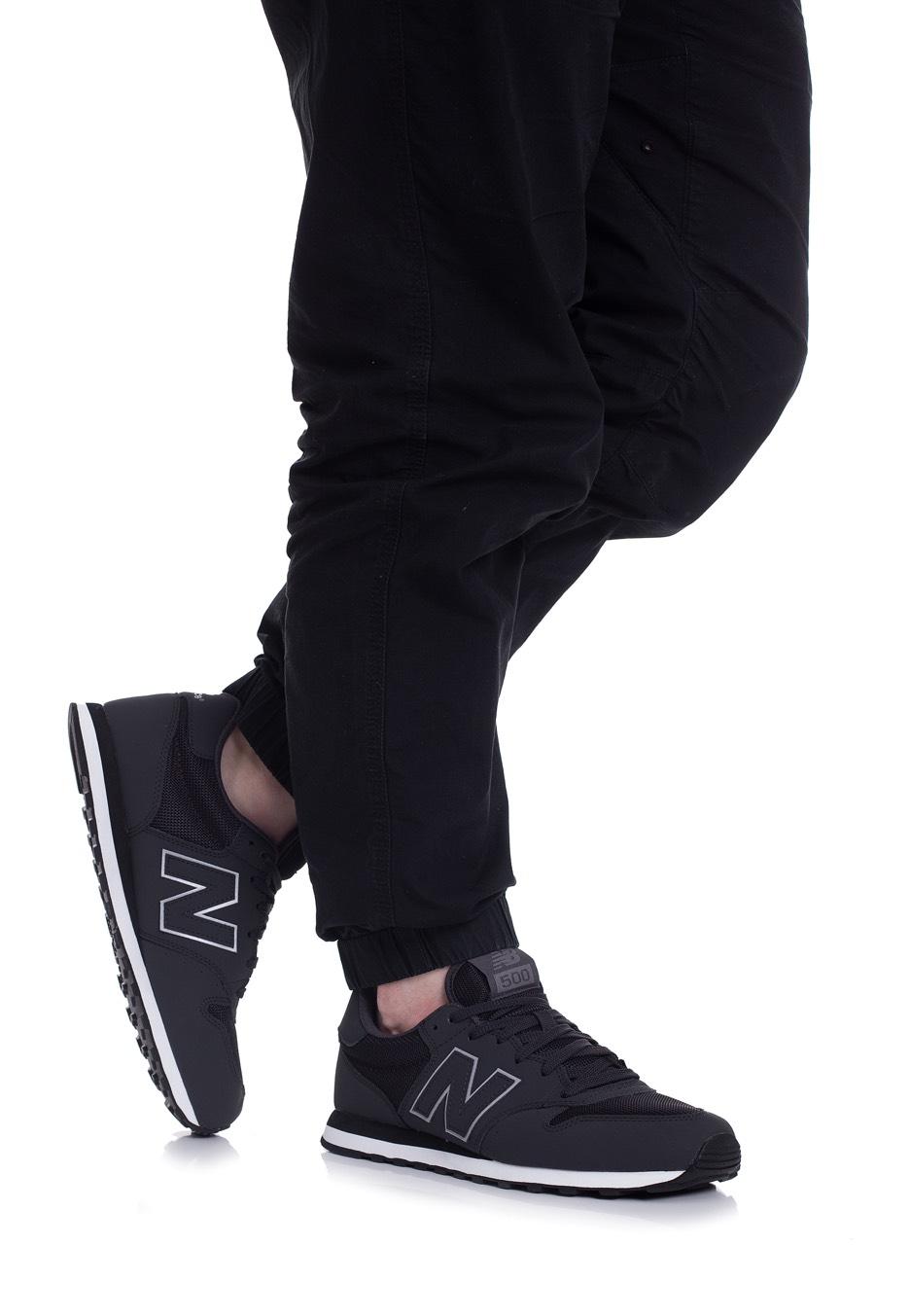 New Balance - GM500 D TRX Dark Grey - Shoes - Impericon.com US