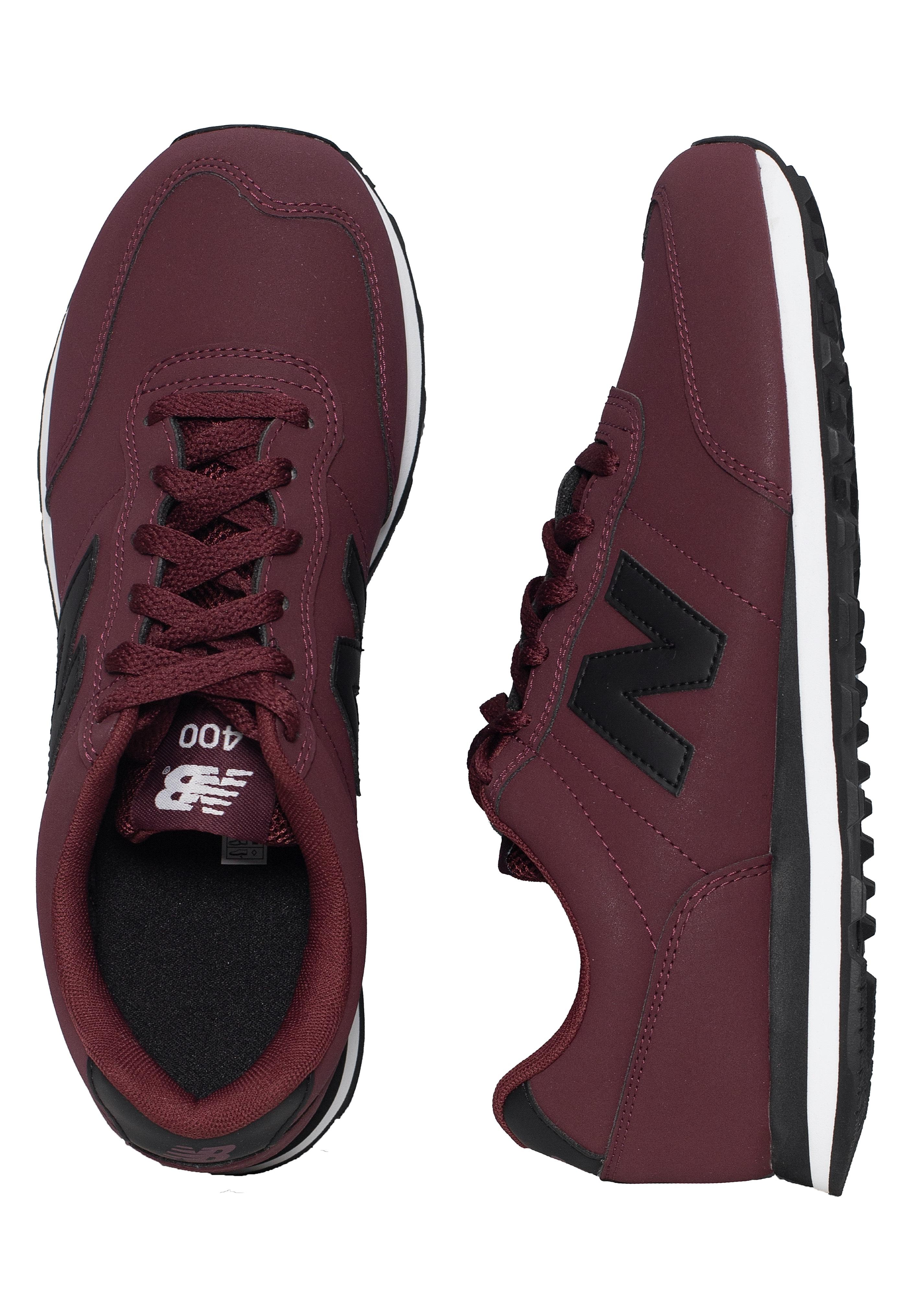 New Balance - GW400V1 Burgundy/Black - Sneakers