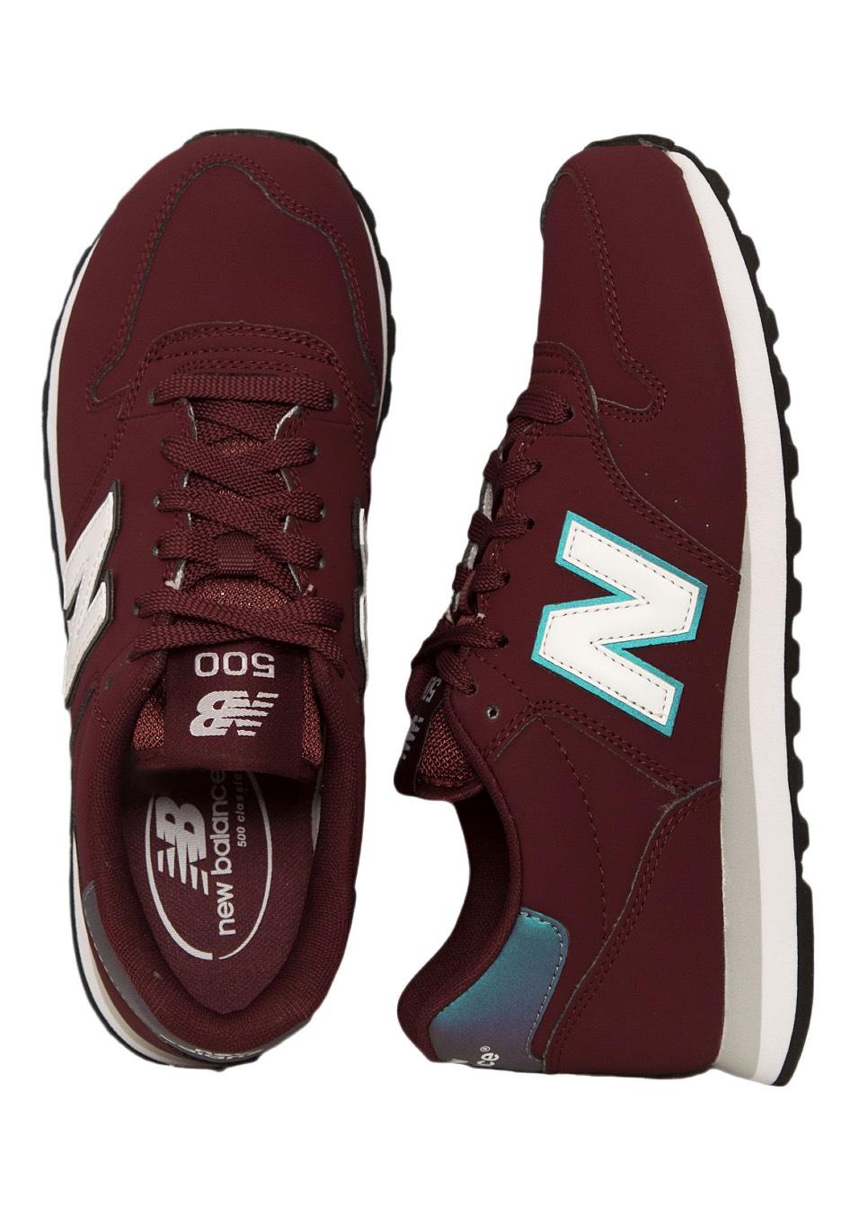 New Balance - GW500 B Burgundy - Sneaker