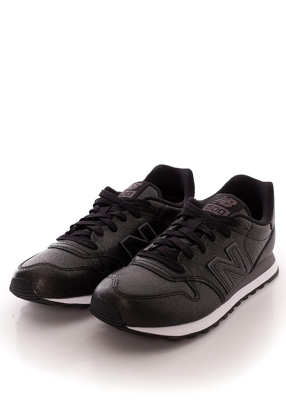 New Balance - GW500 MTK Black/Black - Girl Shoes - Impericon.com ...
