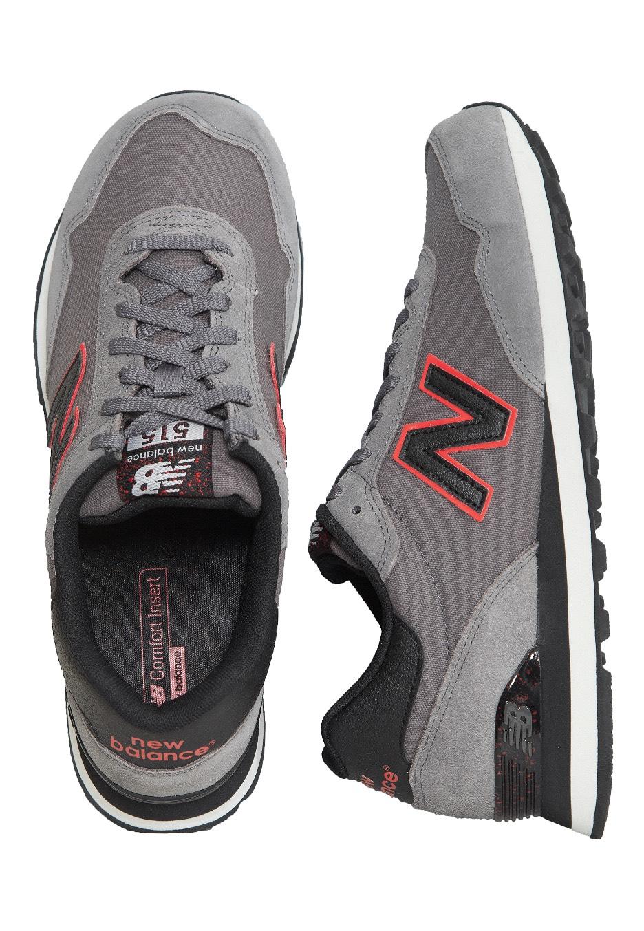 New Balance - ML515NBD Grey/Black - Sneakers