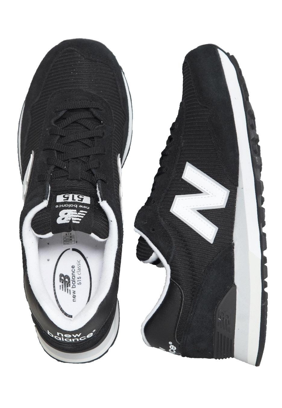 New Balance - ML515RSC Black - Sneakers