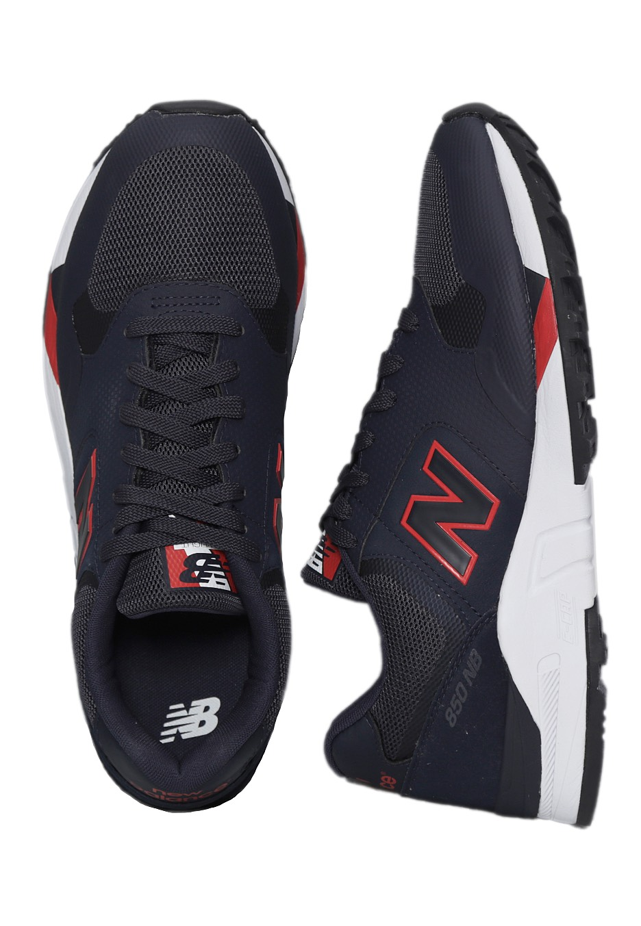 official photos f9d7d 18e96 ... where to buy new balance ml850fn navy shoes 3f109 16cfd