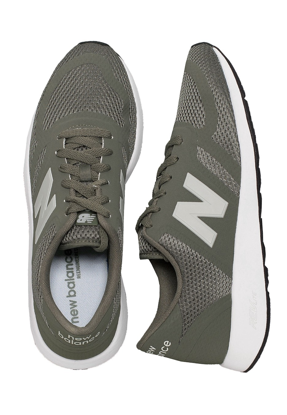 1752c438ad2f New Balance - MRL420OV Military Foliage Green - Shoes - Impericon.com  Worldwide