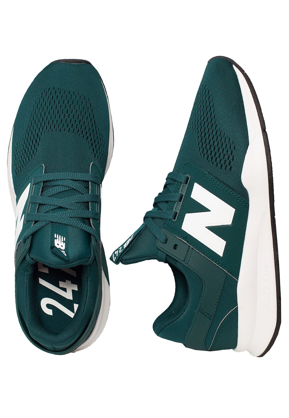 b0d17c0d8ba6 New Balance - MS247 Deep Jade - Shoes
