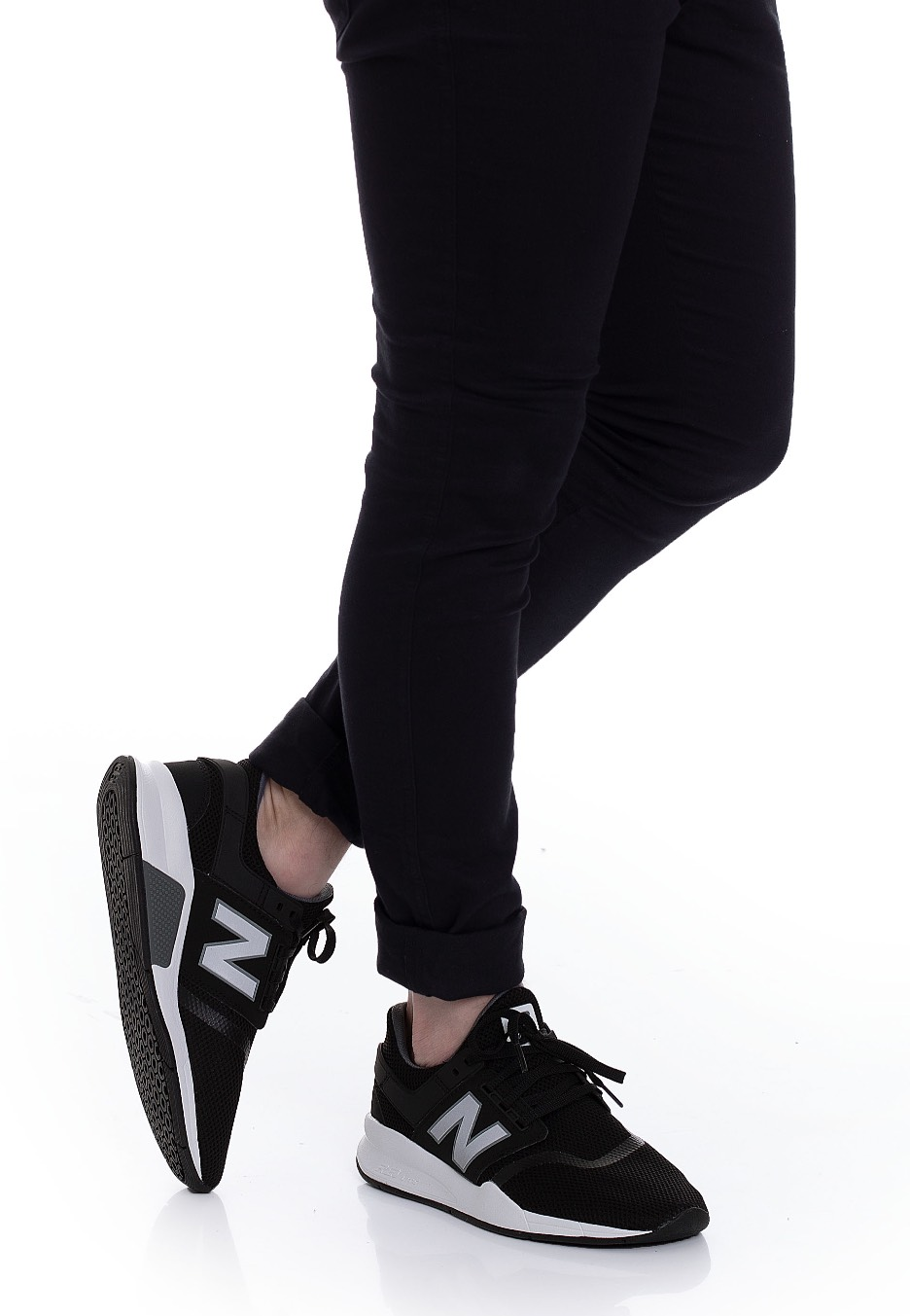 New Balance - MS247 D FF Black - Shoes - Impericon.com Worldwide