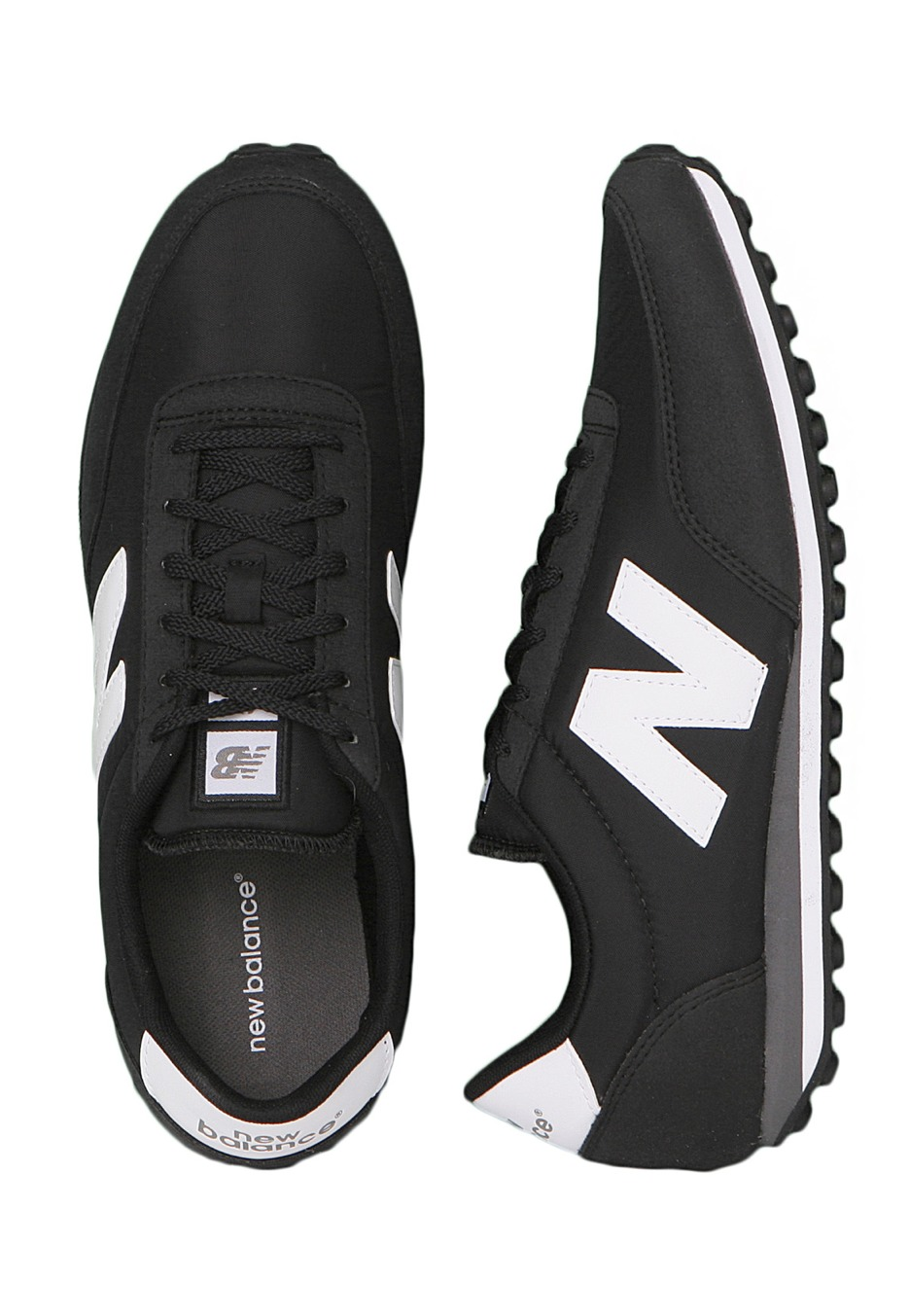 new balance 410 black grey