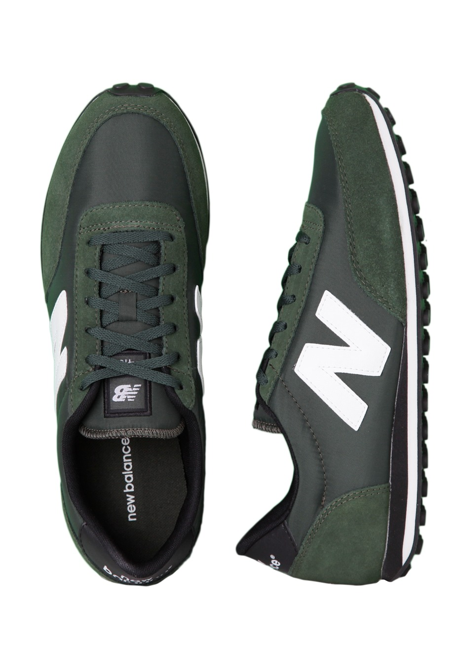 new balance u410 zwart dames