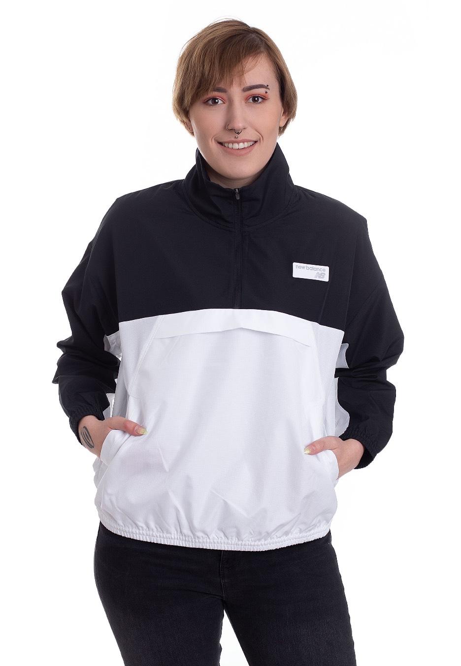 Jacken für Frauen - New Balance WJ91557 Black Jacken  - Onlineshop IMPERICON