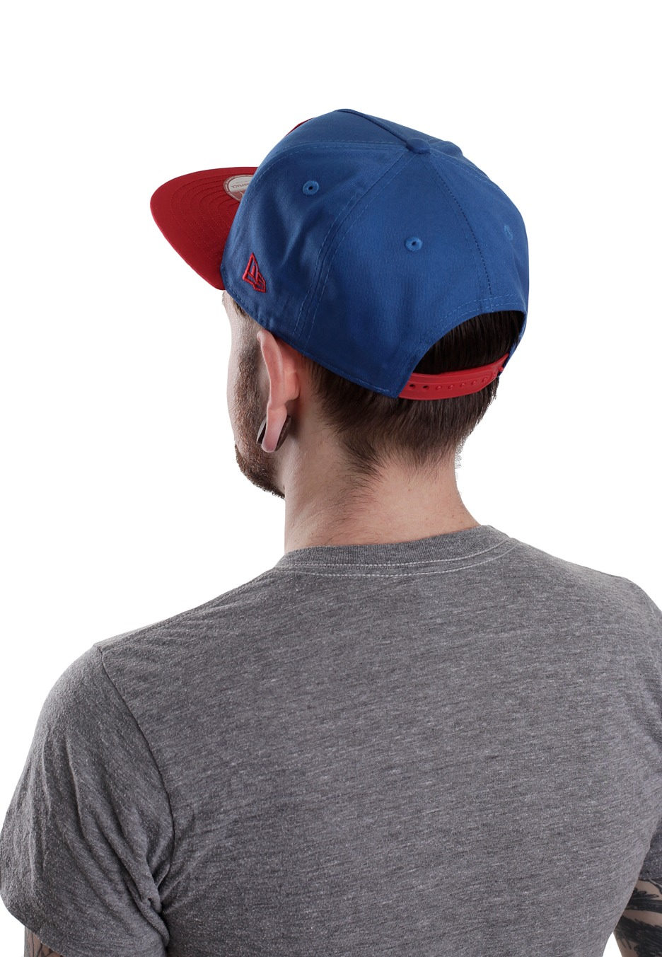b7d572687fc New Era - Basic Badge 9Fifty Superman Blue Red - Cap - Impericon.com UK