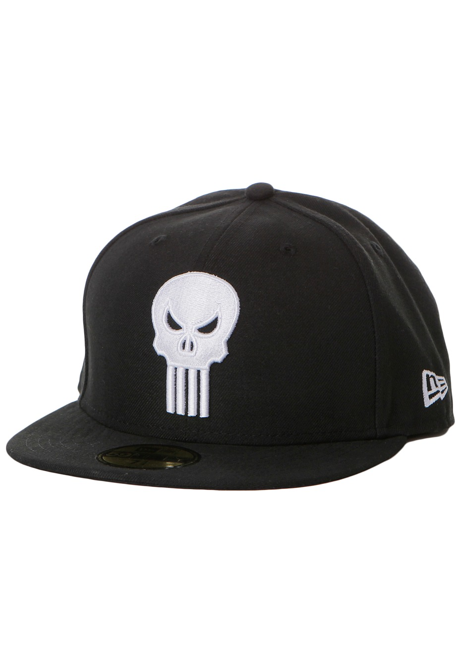 New Era - Basic Badge Punisher - Cap - Impericon.com UK 46473eb5f91