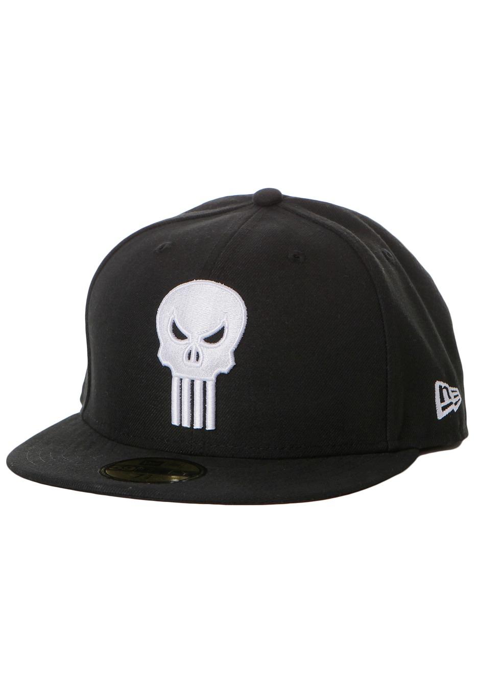 New Era - Basic Badge Punisher - Cap - Impericon.com UK 9469bdbfcb0