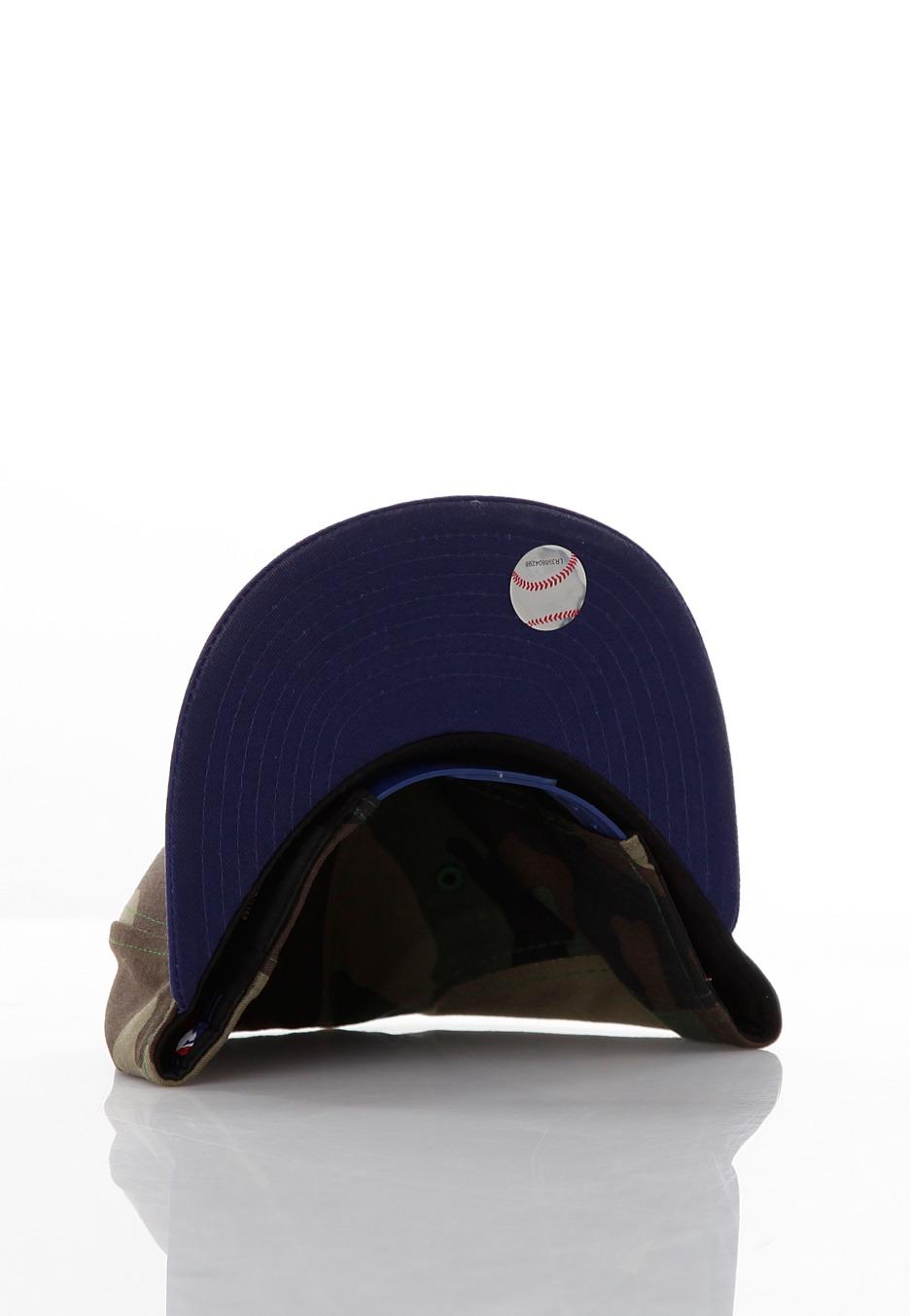 ... New Era - Camo Team Visor 950 New York Yankees Woodland Snapback - Cap  ... 5f46c509ca51