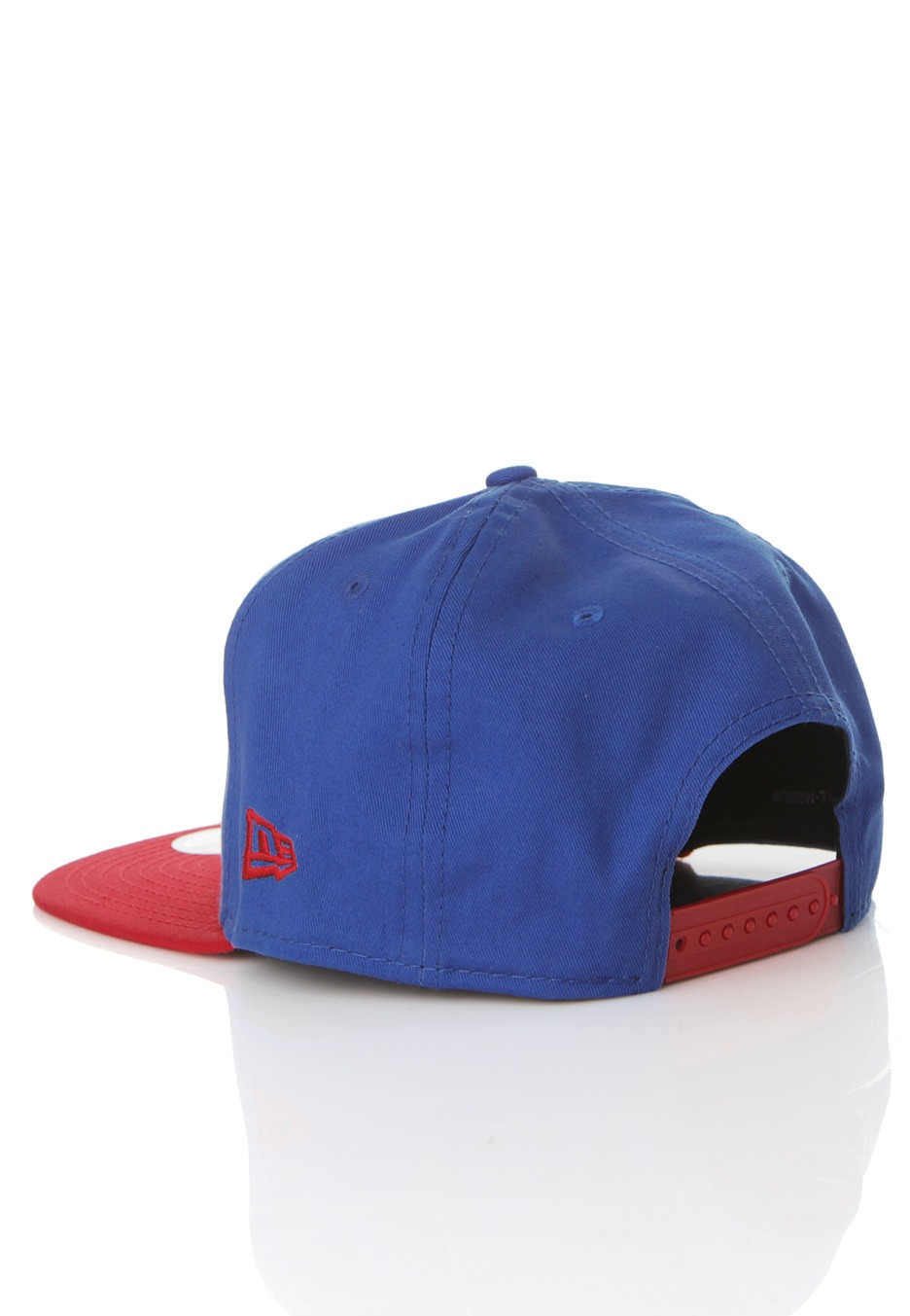 ... New Era - Hero Face Captain America Blue/Red Snapback - Cap ...