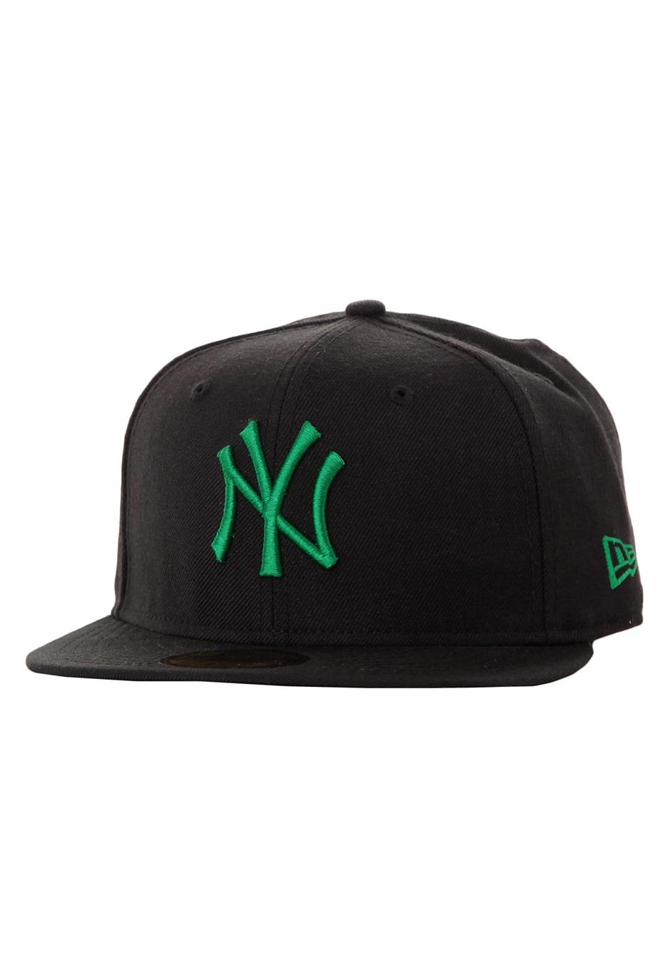 ... coupon code new era seasonal basic mlb new york yankees black green cap  streetwear shop impericon e96c4c4315