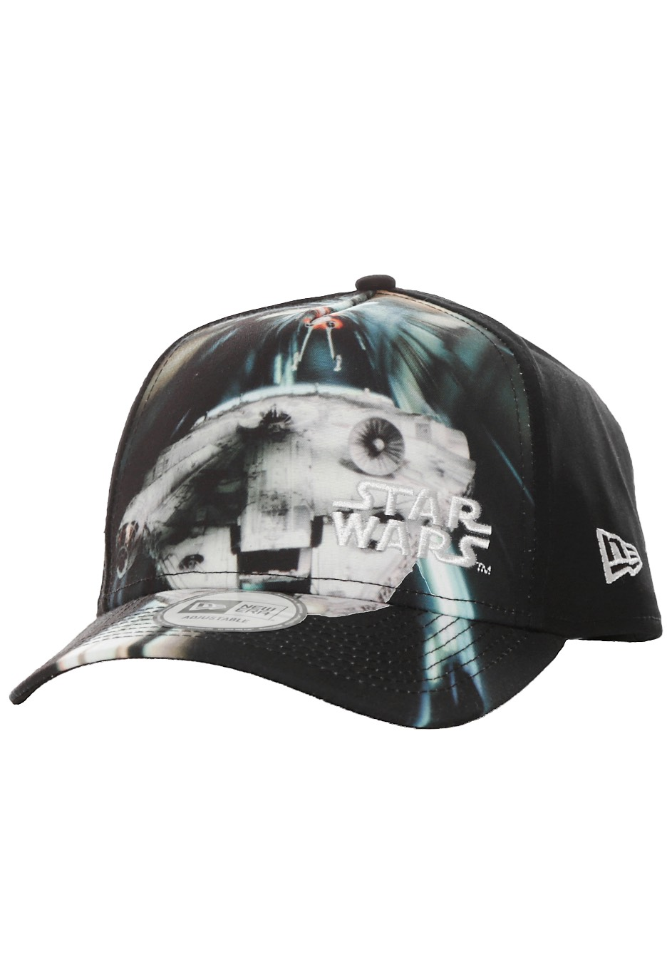 New Era - Star Wars Print Scene Trucker - Caps
