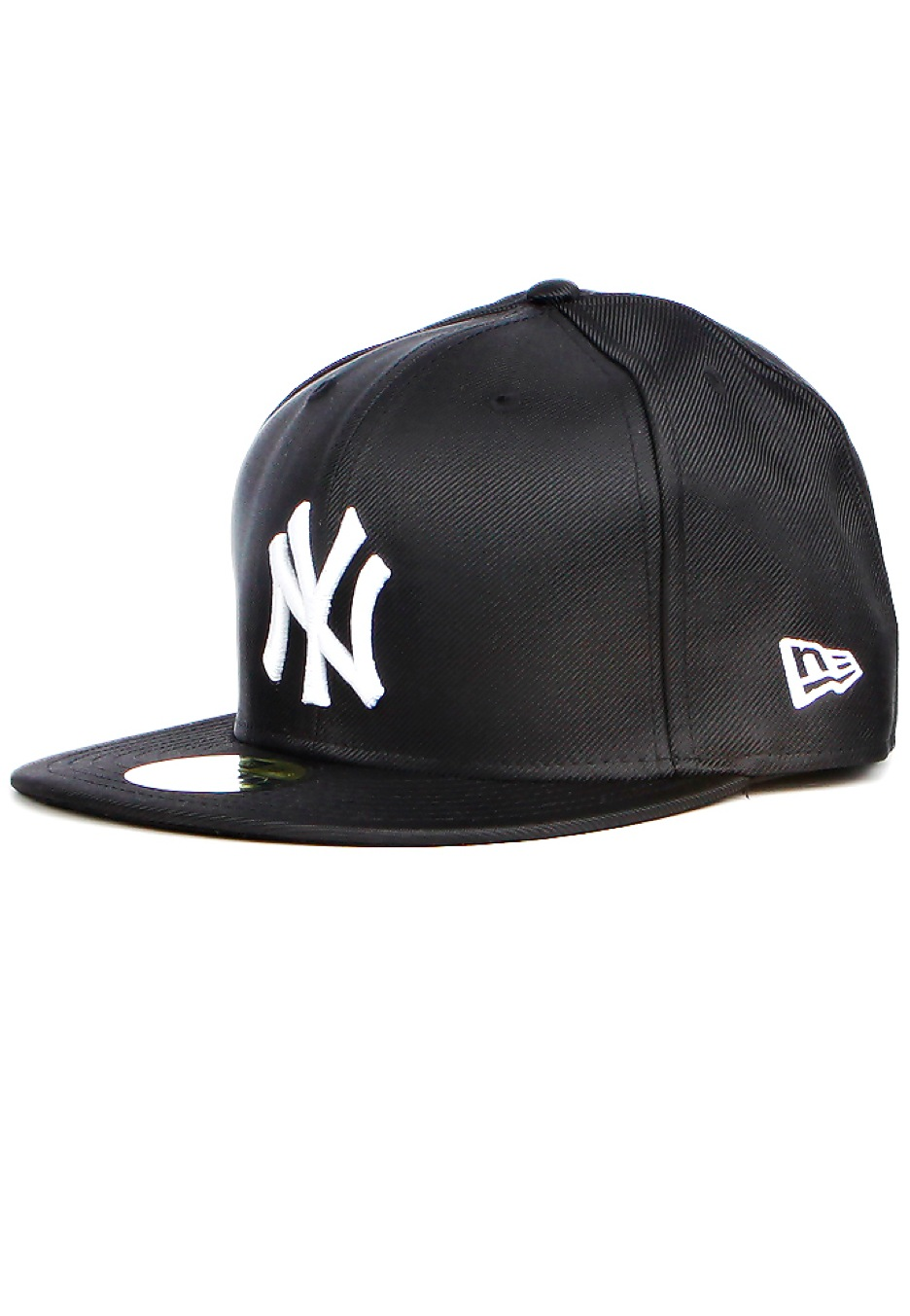 New Era - Straight Across New York Yankees Black White - Cap - Streetwear  Shop - Impericon.com Worldwide 2a9a3600046