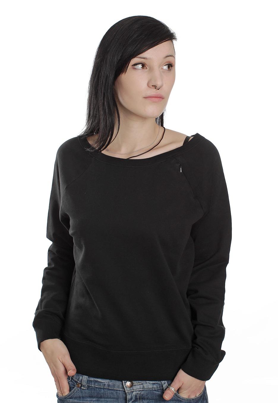 Nike 6.0 - Pyt Black/Black - Girl Sweater - Streetwear Shop ...