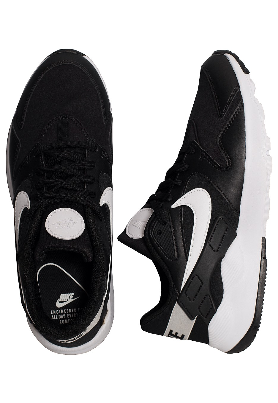 Racional horizonte Etna  Nike - LD Victory Black/White - Shoes - Impericon.com Worldwide
