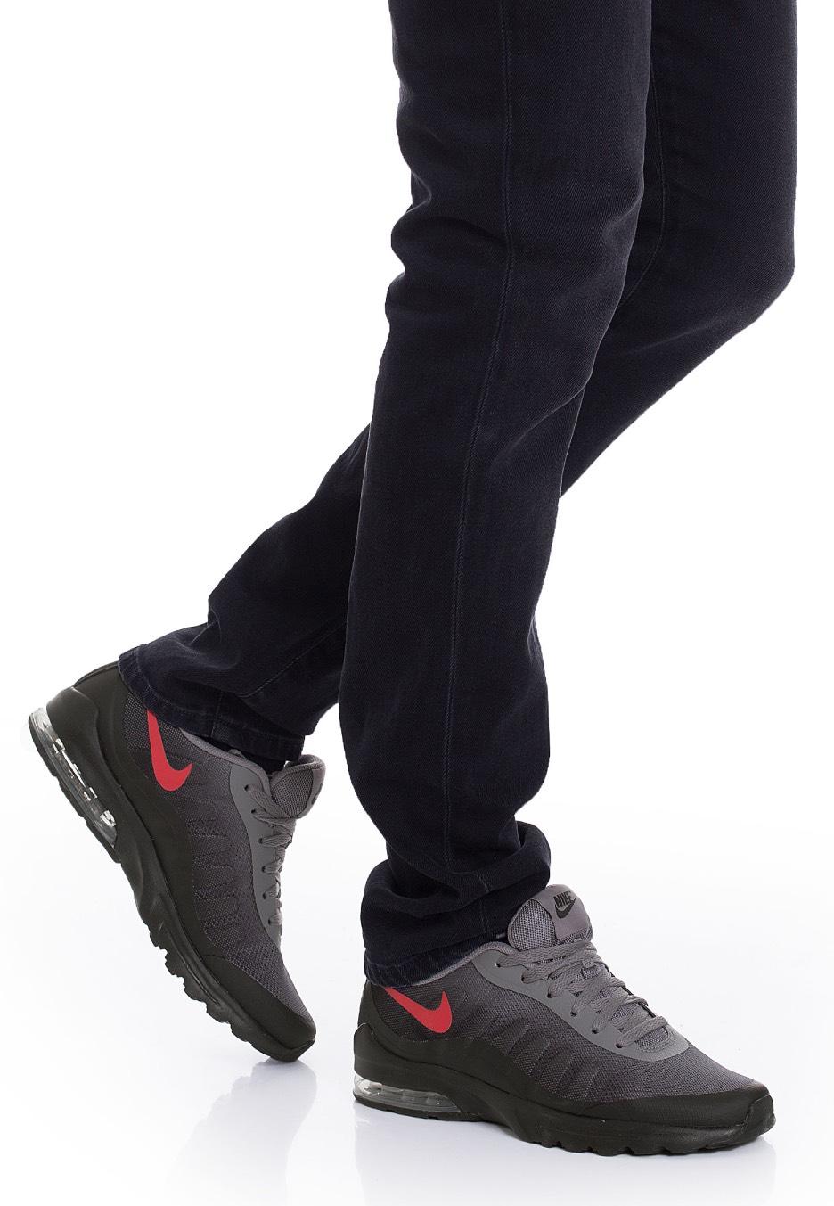 Nike - Air Max Invigor Print Gunsmoke University Red Black - Shoes ... 438c02fb0