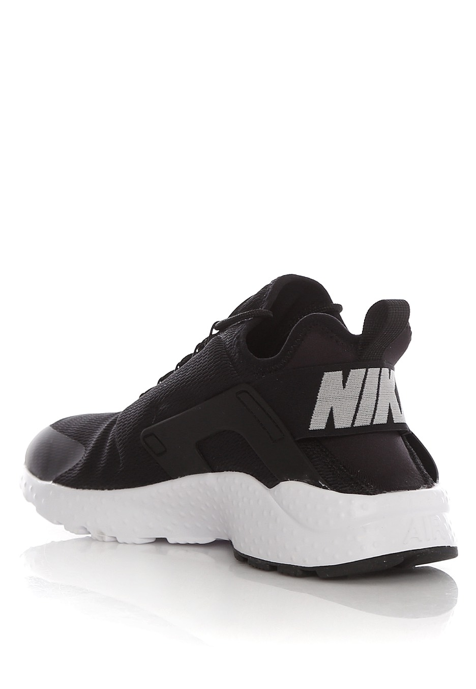 super popular 1917c 50e21 ... sweden nike air huarache run ultra black white girl shoes 22a84 26ca0