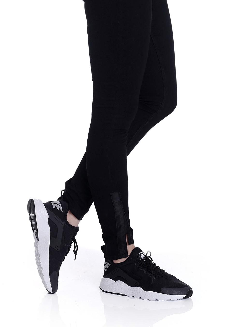 db3b98452 ... sweden nike air huarache run ultra black white girl shoes 91ab9 854fc