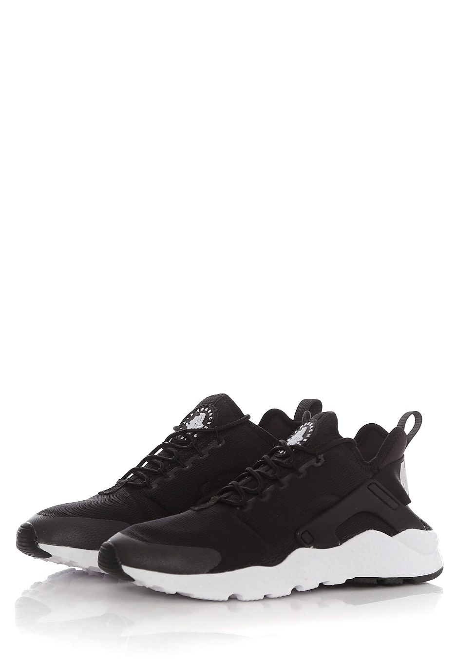 Nike Air Huarache Run Ultra Noir/Blanc Girl Chaussures  Impericon