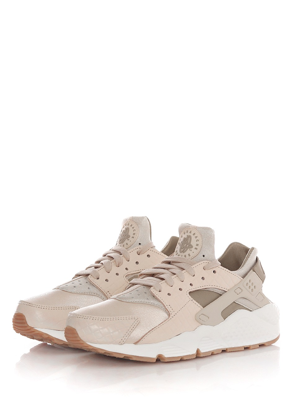 new concept 58a5e 07661 ... ultra girls grade school 00b6a 23892  low price nike air huarache run  premium oatmeal khaki sail gum med brown b3d71 eec45