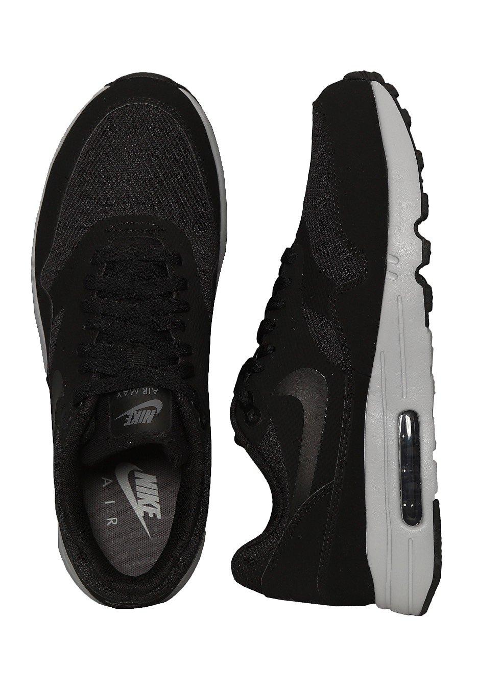 arrives 0d346 e54e6 Nike - Air Max 1 Ultra 2.0 Essential Black/Black/Wolf Grey/Dark Grey - Shoes