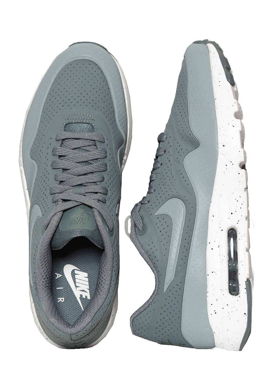 buy popular 2fc23 eb6be Nike - Air Max 1 Ultra Moire Hasta Hasta White - Shoes - Impericon.com UK