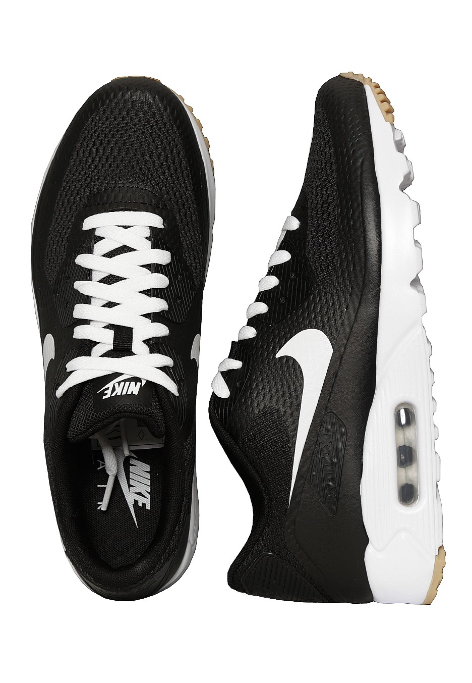 d91f61d60a Nike - Air Max 90 Ultra Essential Black/White/Black - Shoes - Impericon.com  US