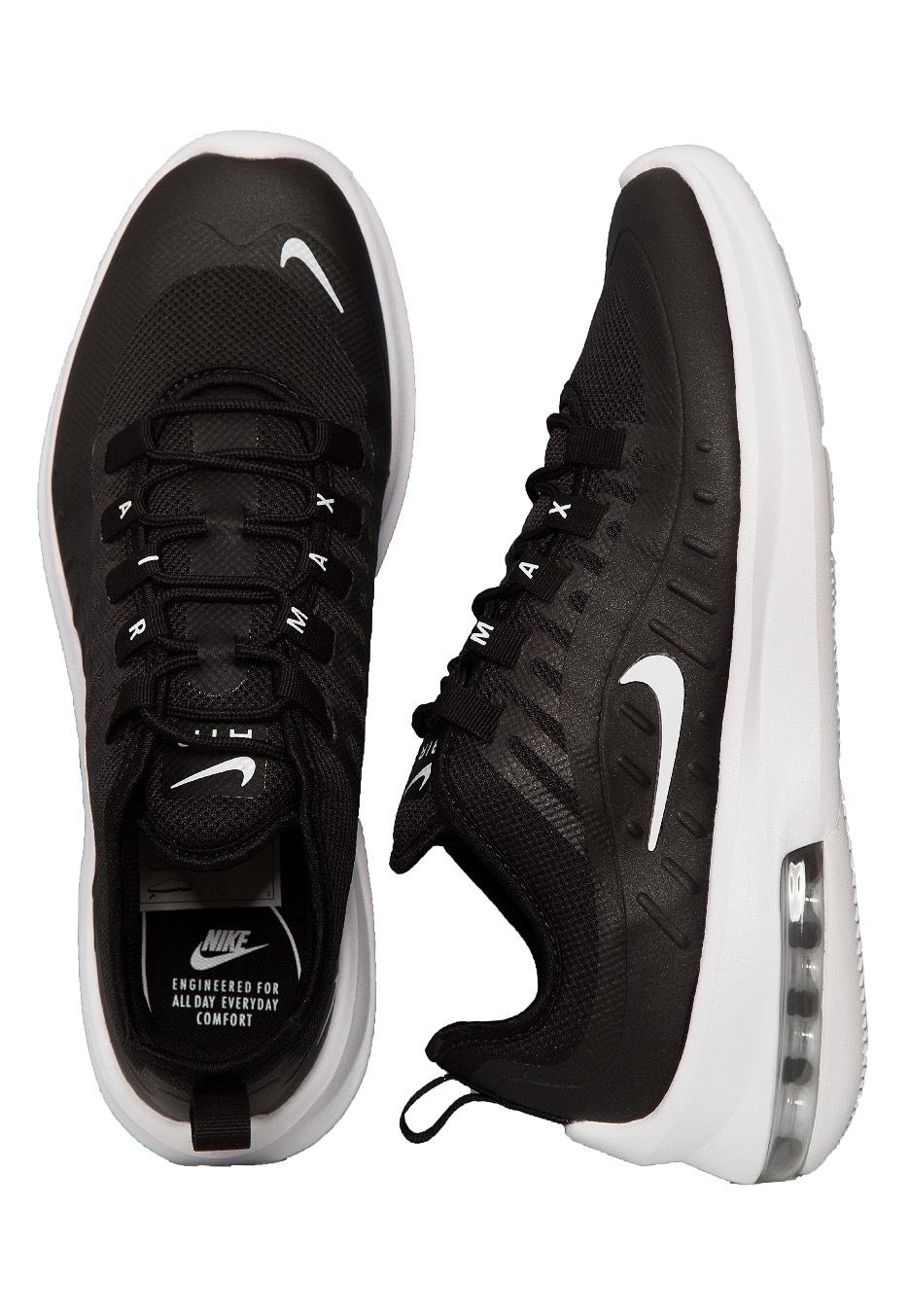 9b9f95d3679c Nike - Air Max Axis Black White - Shoes - Impericon.com UK