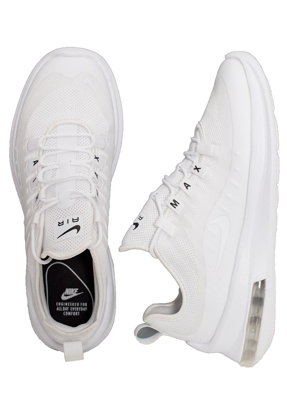 Nike Air Max Axis WhiteWhiteBlack Girl Schuhe