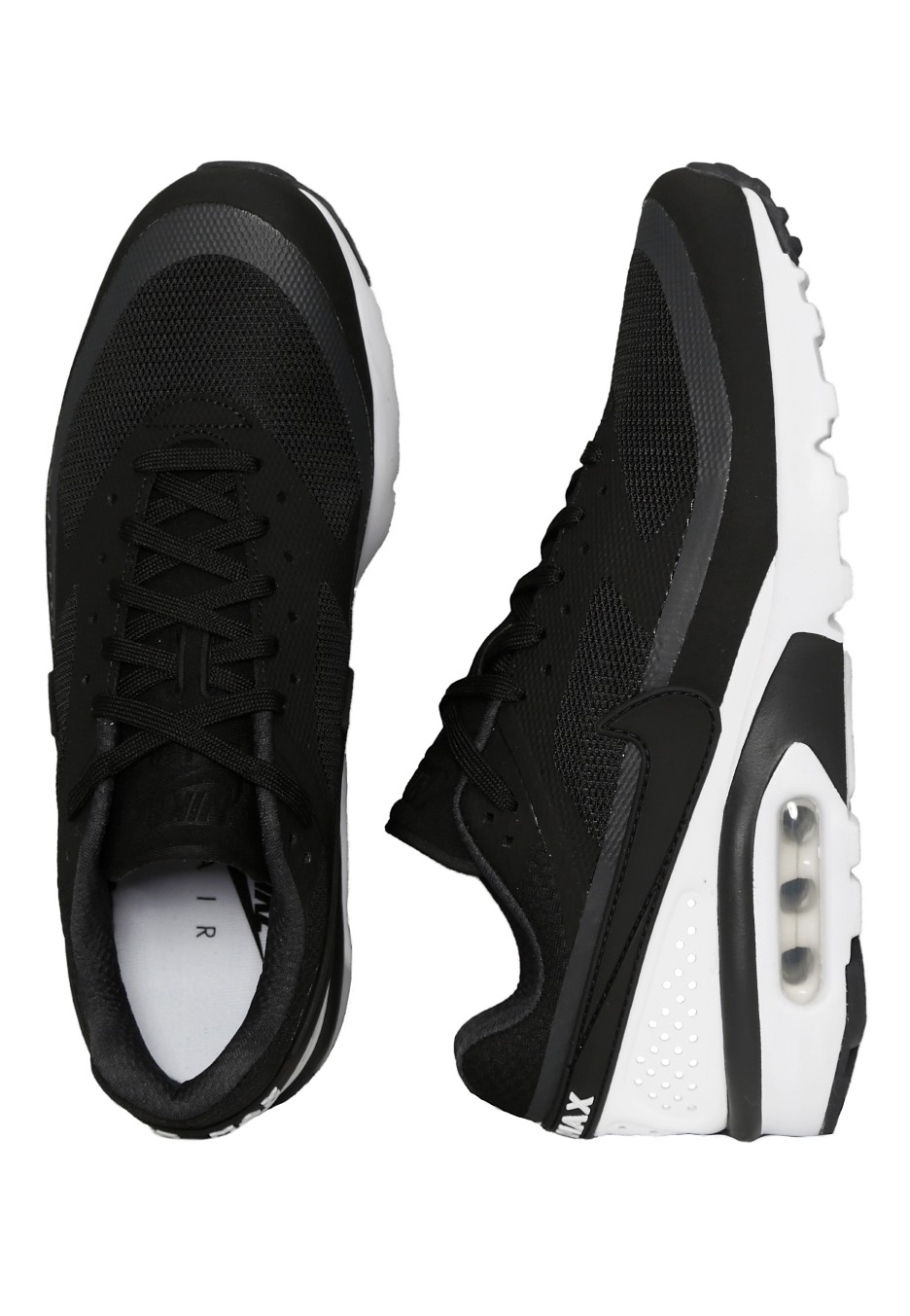 2696f82424a Nike - Air Max BW Ultra Black Black Anthracite - Shoes - Impericon.com  Worldwide