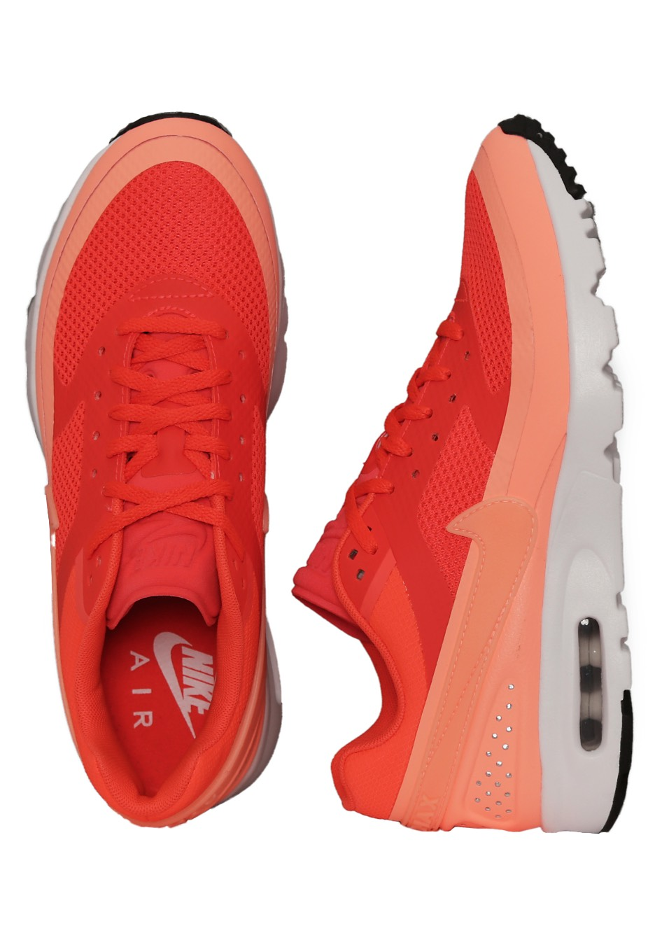 15f18aa7b48e Nike - Air Max BW Ultra Bright Crimson Atomic Pink White Black - Girl Shoes  - Impericon.com Worldwide