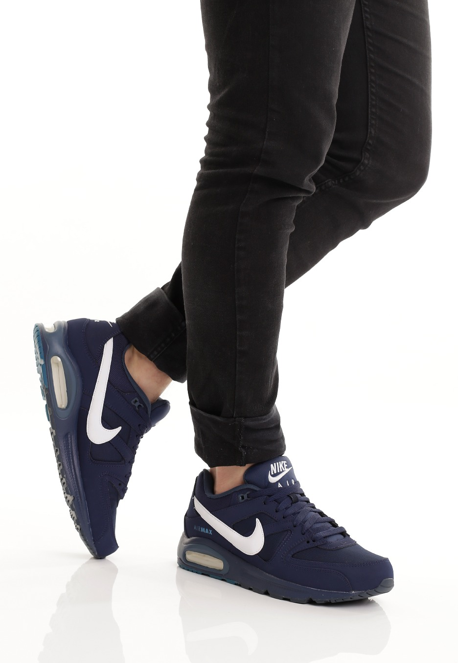 abea412a6d13 ... shopping nike air max command midnight navy white squadron blue shoes  72faf 9b309