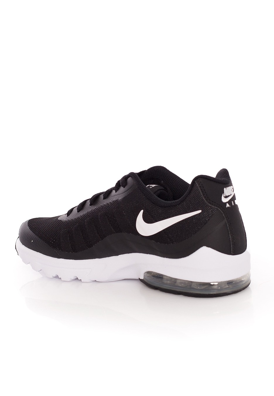 quality design 84c9b 9a445 ... real nike air max invigor black white shoes e984a 006b8