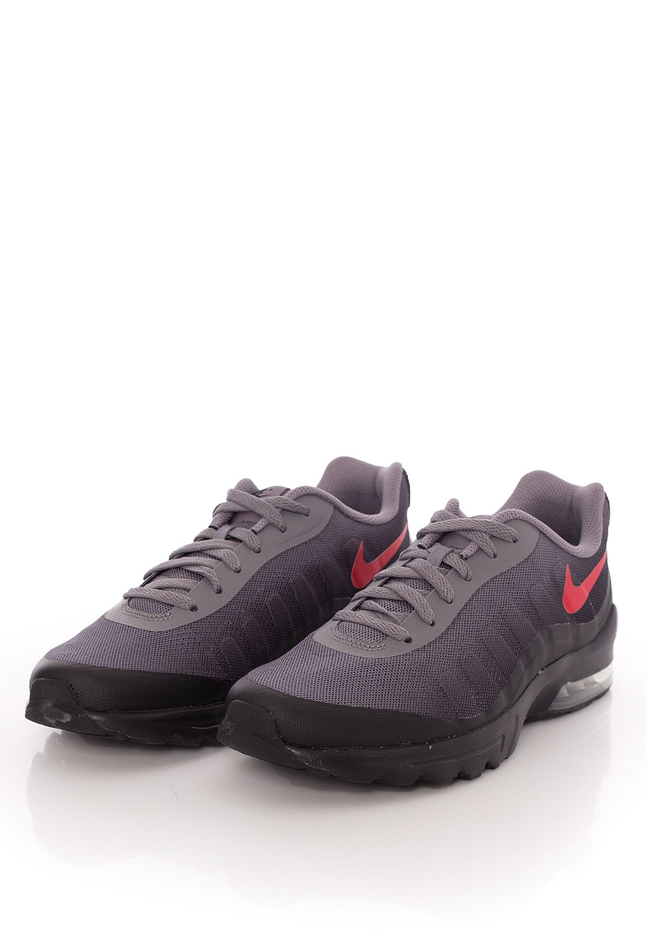 ... Nike - Air Max Invigor Print Gunsmoke University Red Black - Shoes ... d4ae2e199