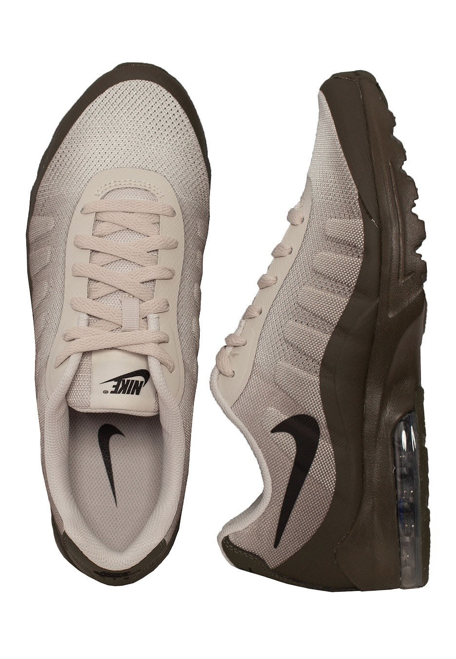 Nike - Air Max Invigor Print Light Bone Black Cargo Khaki - Shoes -  Impericon.com AU e20420442