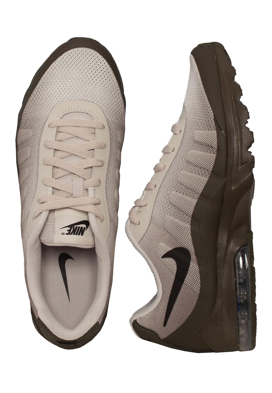 64d7f4314fe4 Nike - Air Max Invigor Print Light Bone Black Cargo Khaki - Shoes -  Impericon.com UK