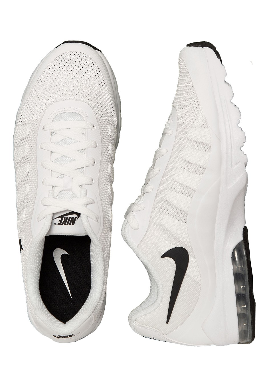 cf6e38b1d2 Nike - Air Max Invigor White/Black - Shoes - Impericon.com AU