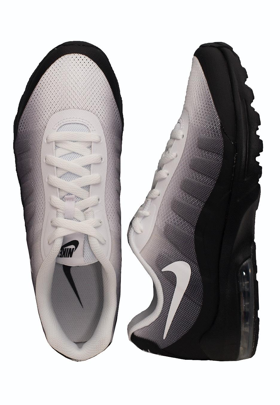 Nike Air Max Invigor Print BlackWhiteCool Grey Schoenen